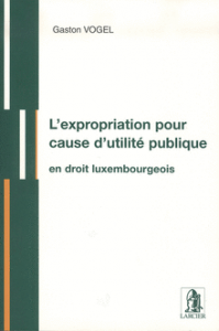 G. Vogel livre l'expropriation