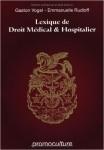 lexique de droit médical et hospitalier gaston vogel